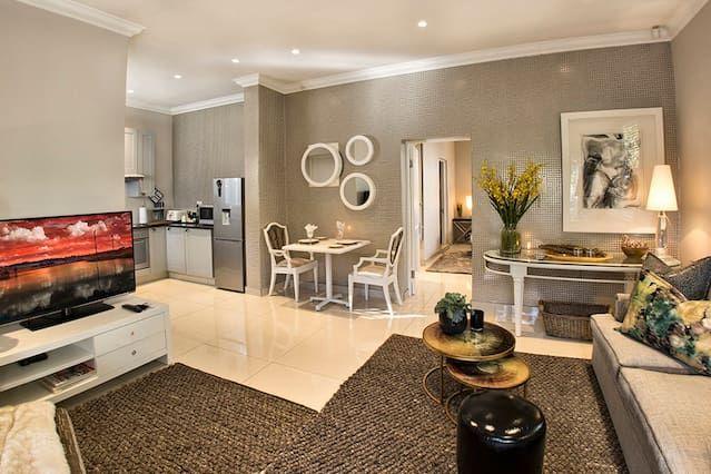 Appartement attractif à Johannesburgo