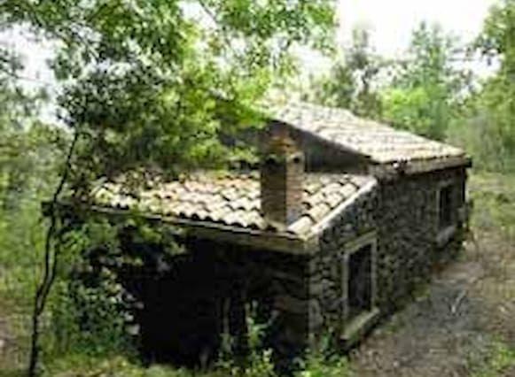 Cottage Inside Etna Park