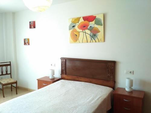 Alojamiento de 2 habitaciones en Pobra do caramiñal