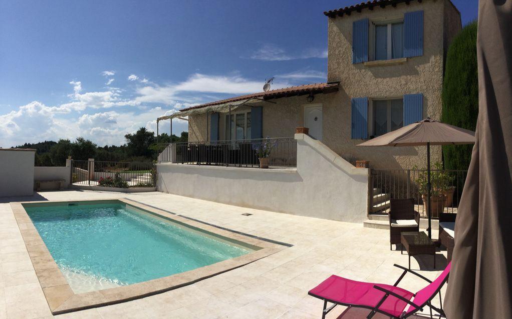 Casa para 8 personas en Aureille