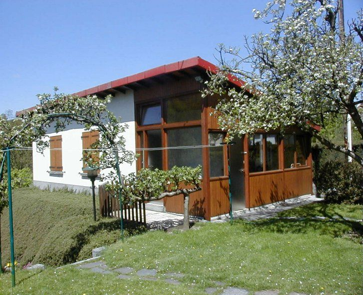 Chalet with Private Pond