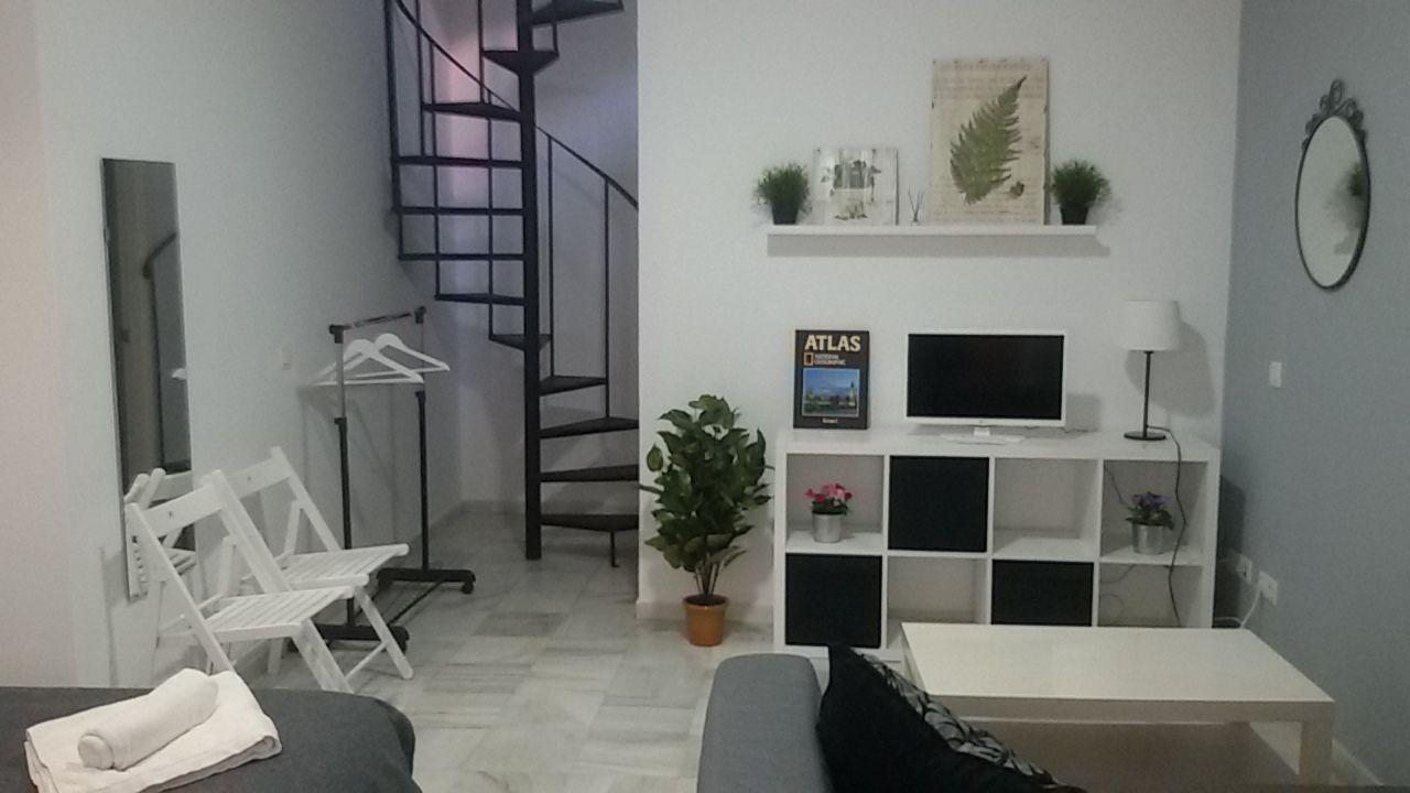 Fantástico apartamento en Málaga con  Cocina