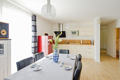 Ferienwohnung auf 93 m²