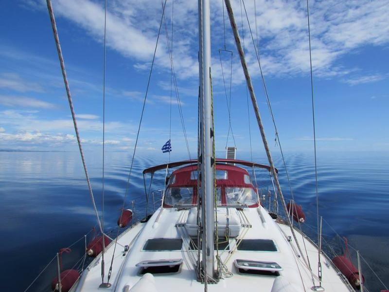 Sailing holidays in Greece, Halkidiki, Sporades