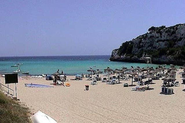 Apartamento para 4-5 personas en Cales de Mallorca.Reformado noviembre 2015