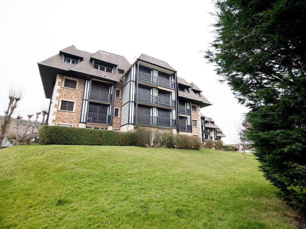 Apartamento en Blonville sur mer para 5 personas