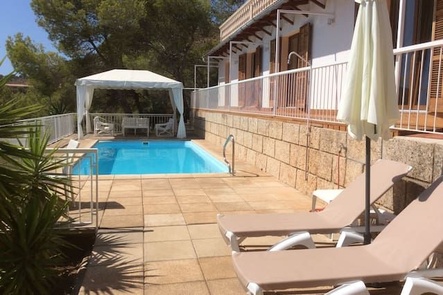 70 m² holiday rental for 4 people