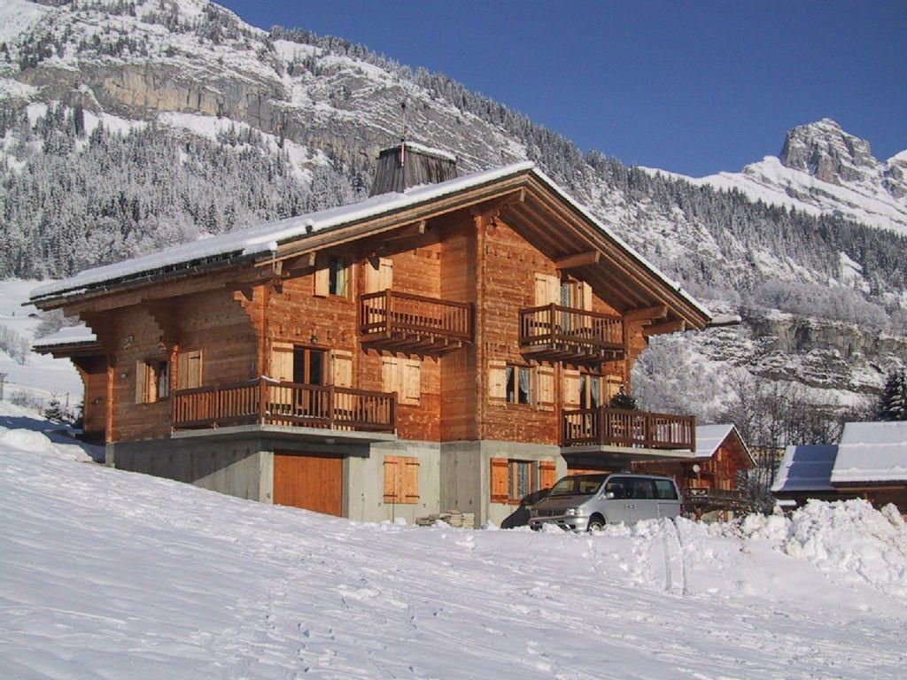 Popular casa en Le grand bornand