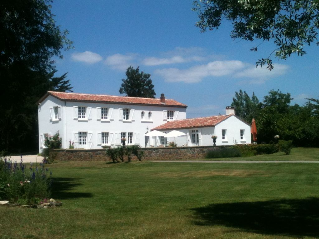 Residencia provista en Saint-gilles-croix-de-vie
