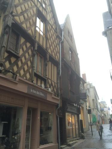 Hébergement pour 5 personnes à Bourges