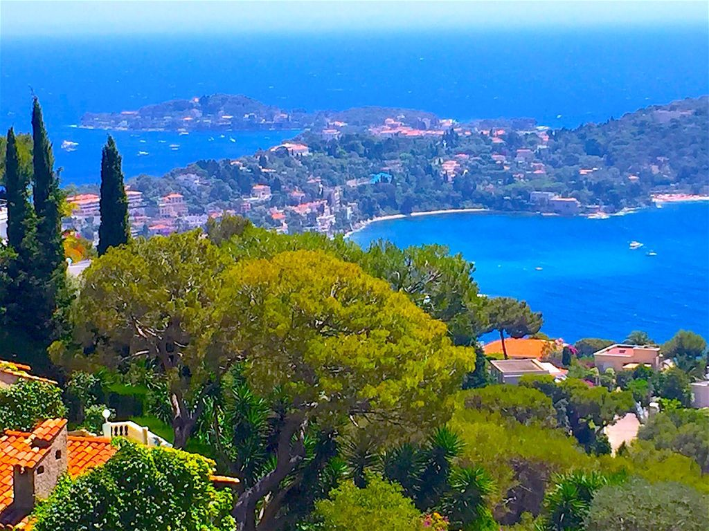 Holiday letting for 8 people in Nice