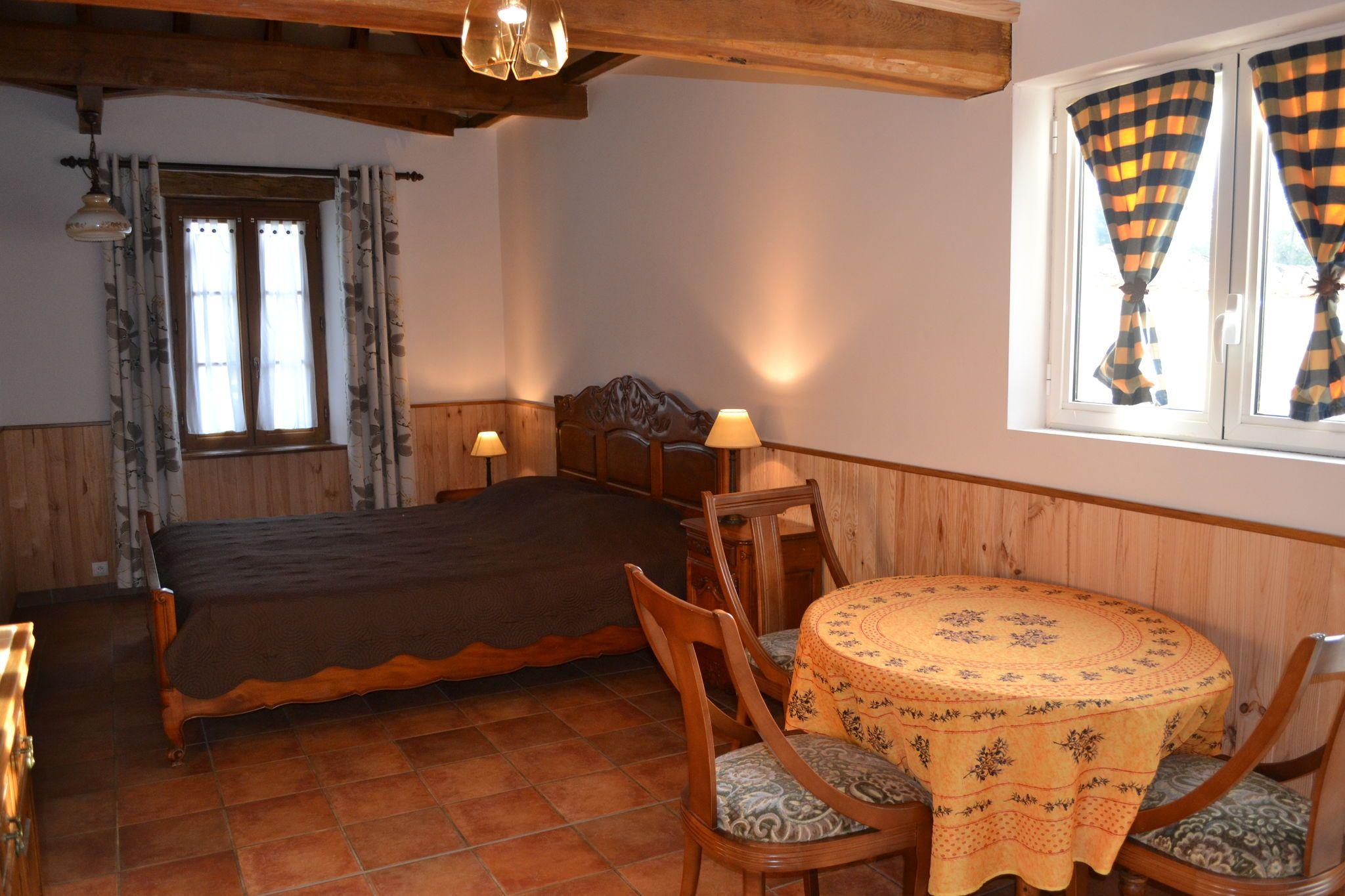 Alojamiento con wi-fi en Saint-andré-et-appelles