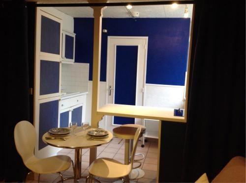 Hébergement à 1 chambre à Gagny