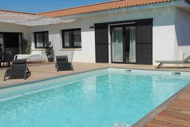 Alojamiento equipado de 160 m²