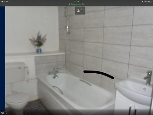 Attractive flat with parking included