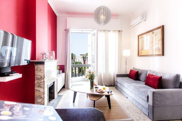 Apartamento idóneo para animales en Rabat