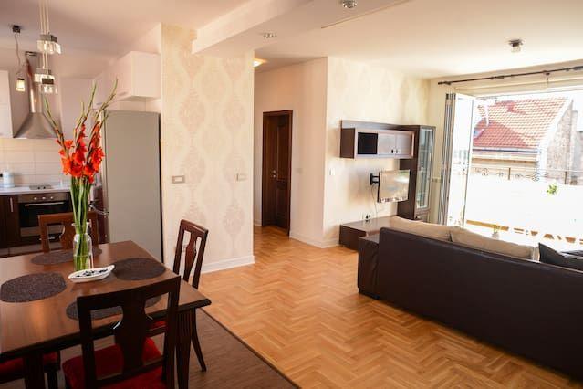 Ideal apartamento para 6 huéspedes