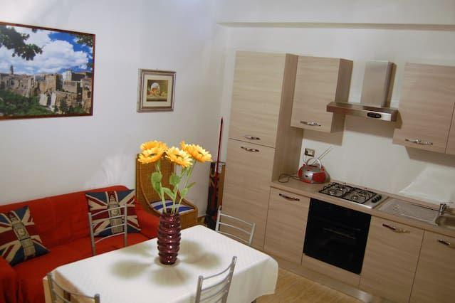 Maravillosa residencia de 1 habitación