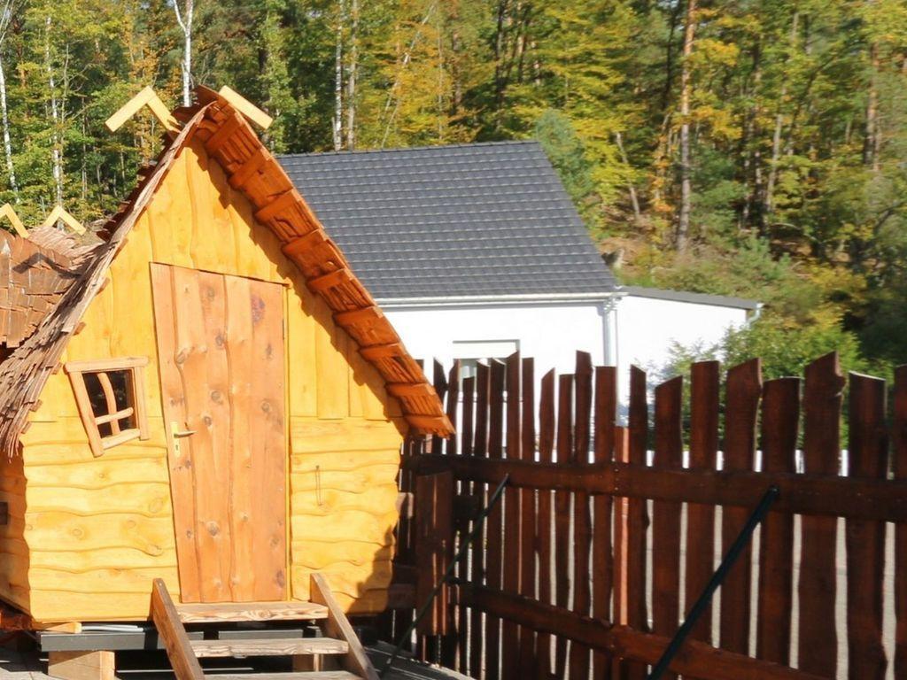 Alojamiento para 2 personas en Haspelschiedt