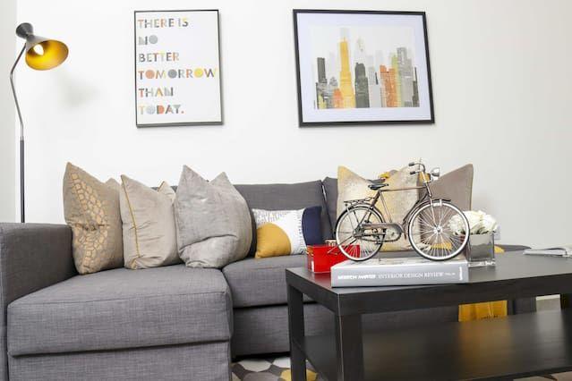Häusliche Wohnung auf 81 m²