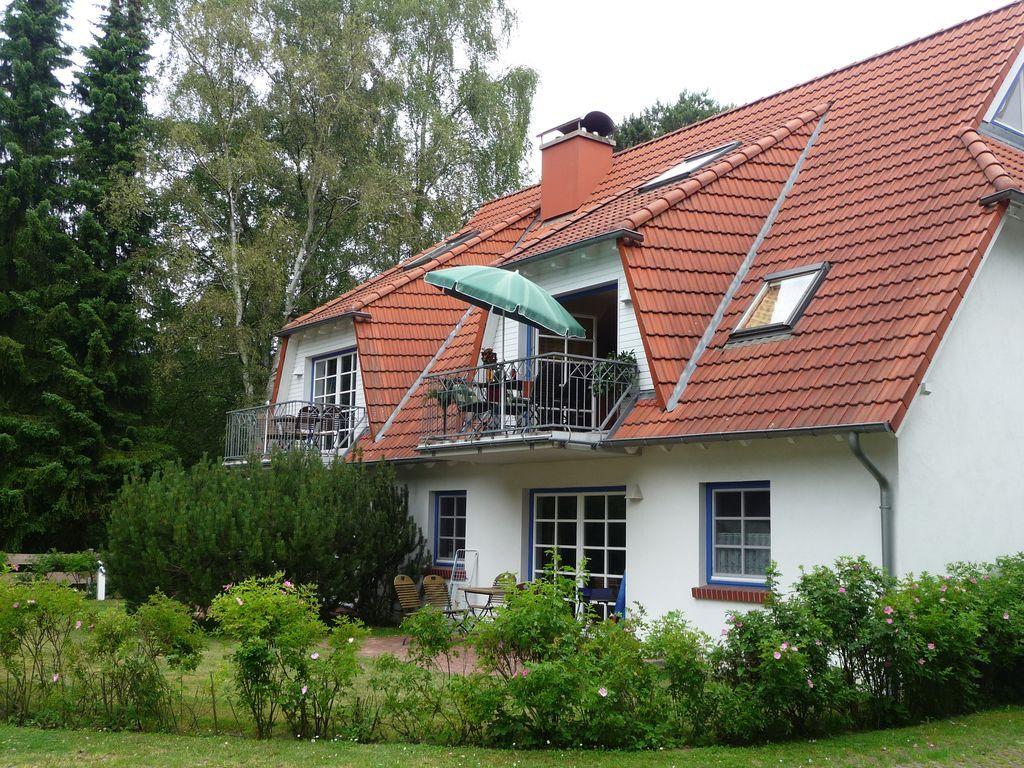 Unterkunft in Mecklenburg vorpommern mit 4 Zimmern