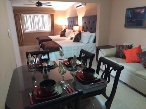 Alojamiento interesante de 1 habitación