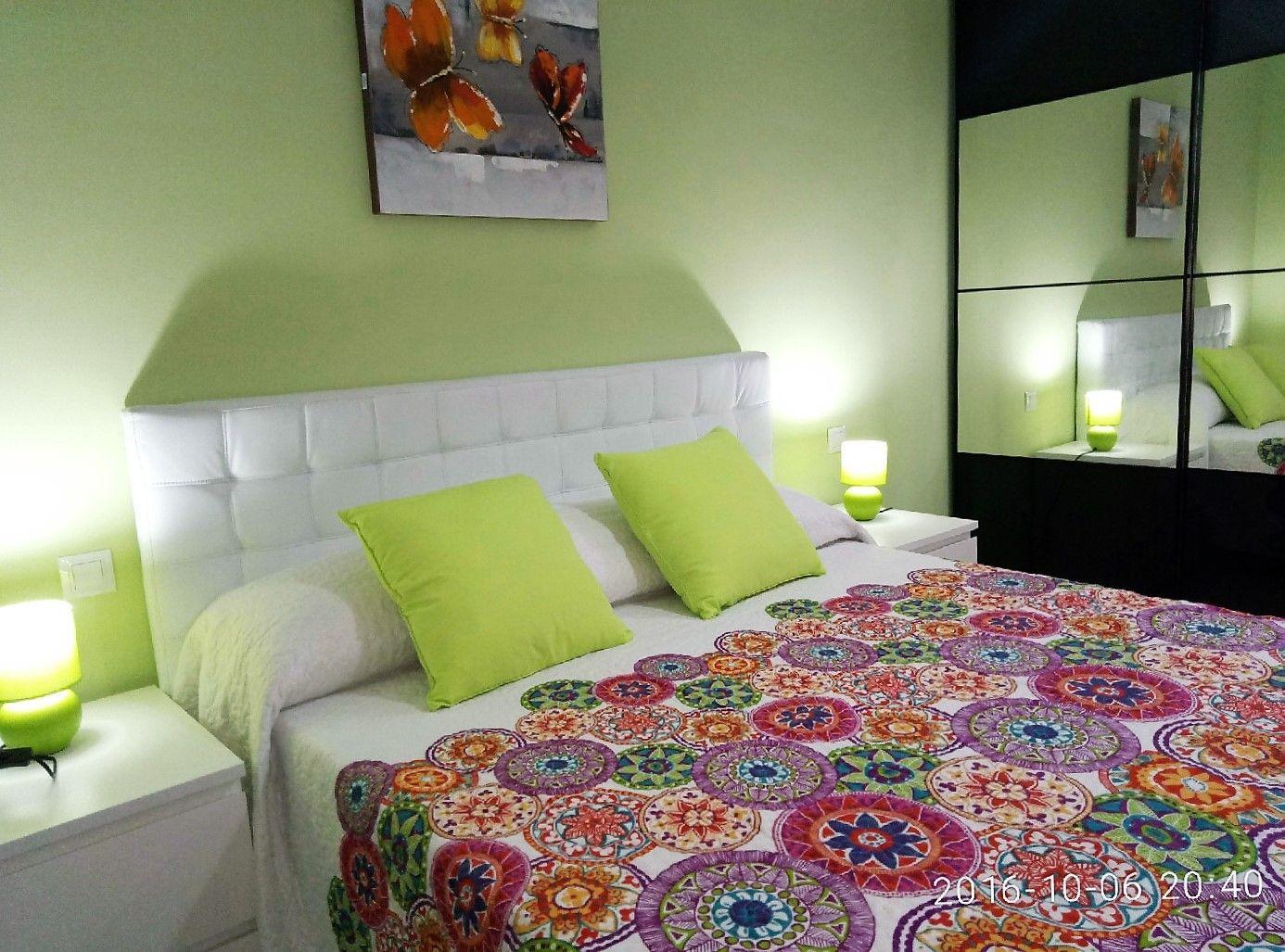 Agradable piso en Zaragoza para 4