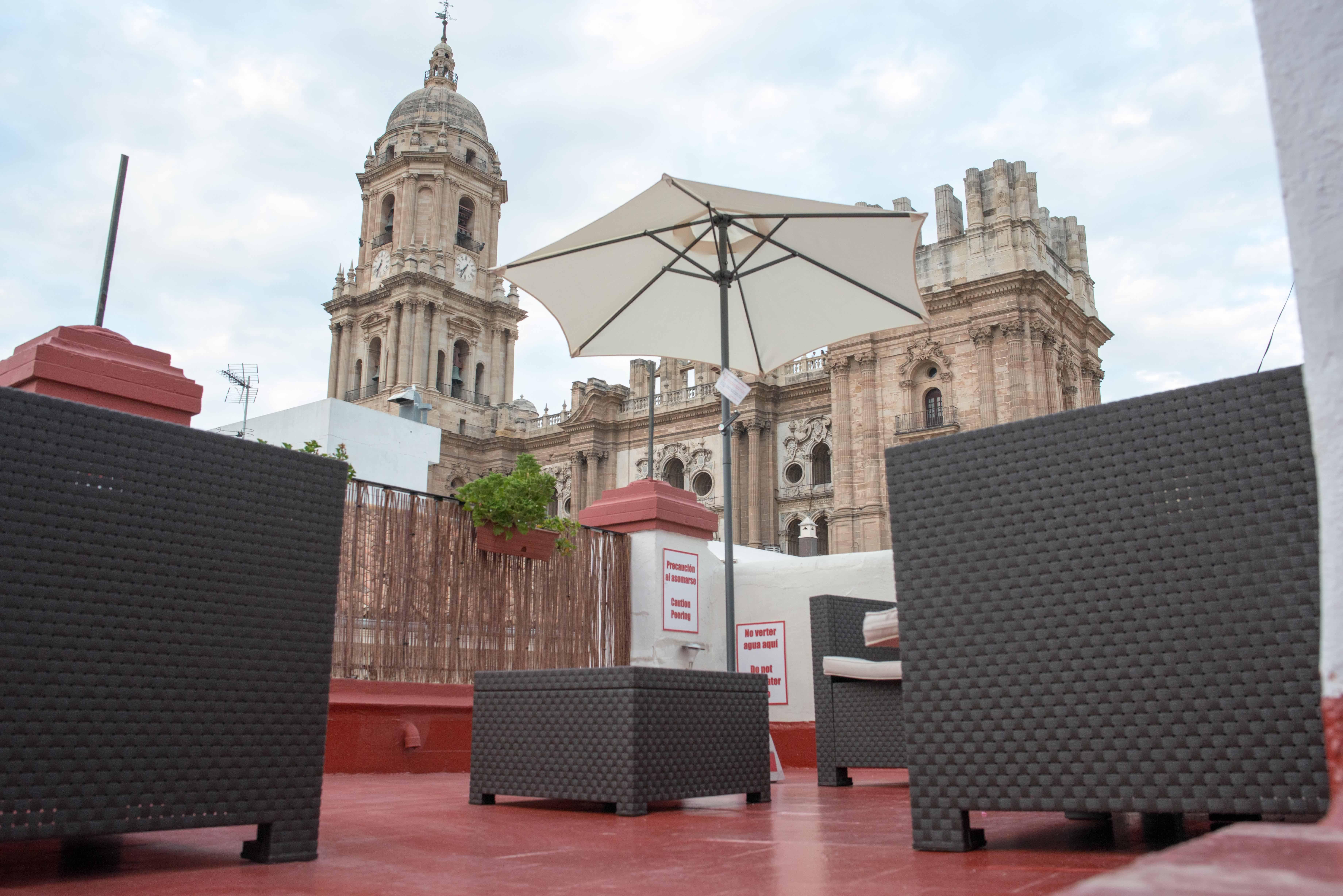 Piso en Málaga para 4