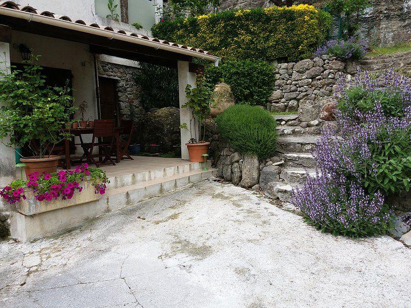 Hébergement avec jardin