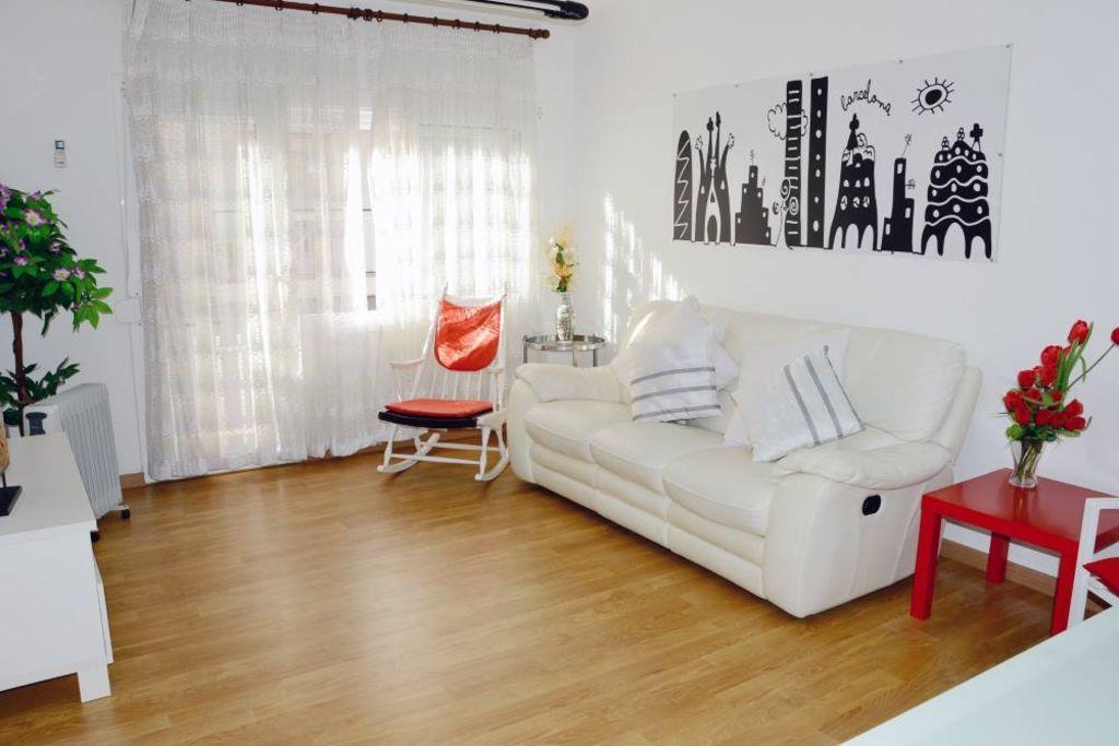 Apartamento en Badalona con wi-fi