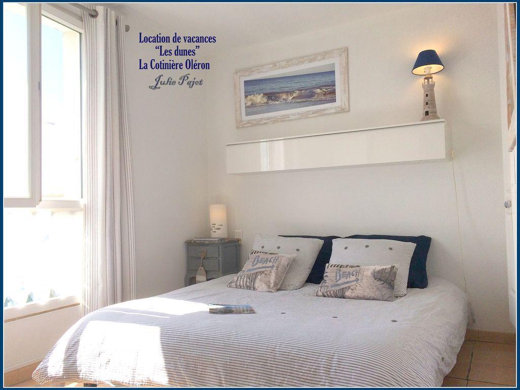 Alojamiento de 1 habitación en Saint-pierre-d'oléron