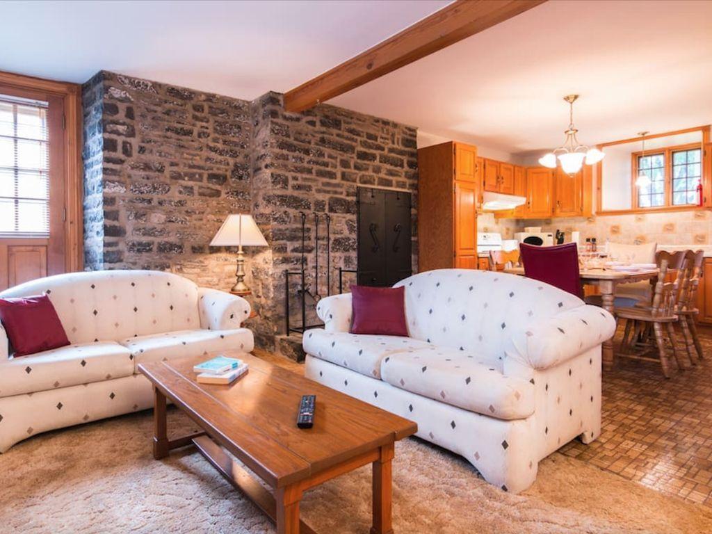 Apartamento provisto de 74 m²
