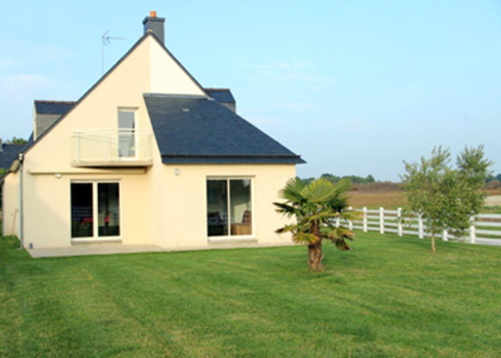 Vivienda de 4 habitaciones en Morbihan