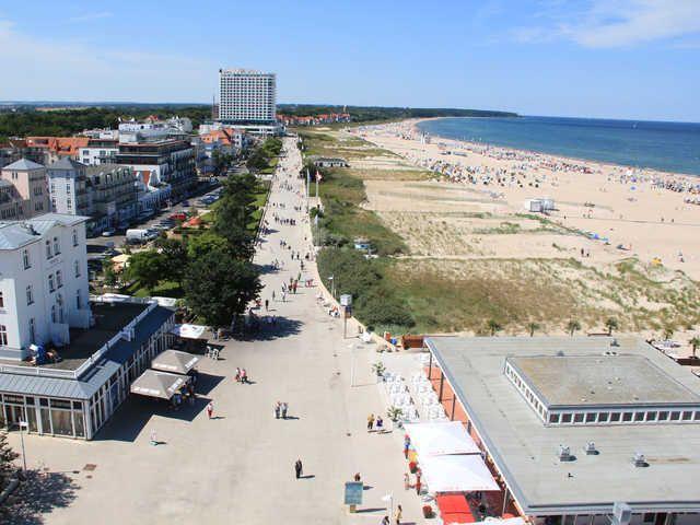 Holiday rental for 3 people in Rostock-seebad warnemünde