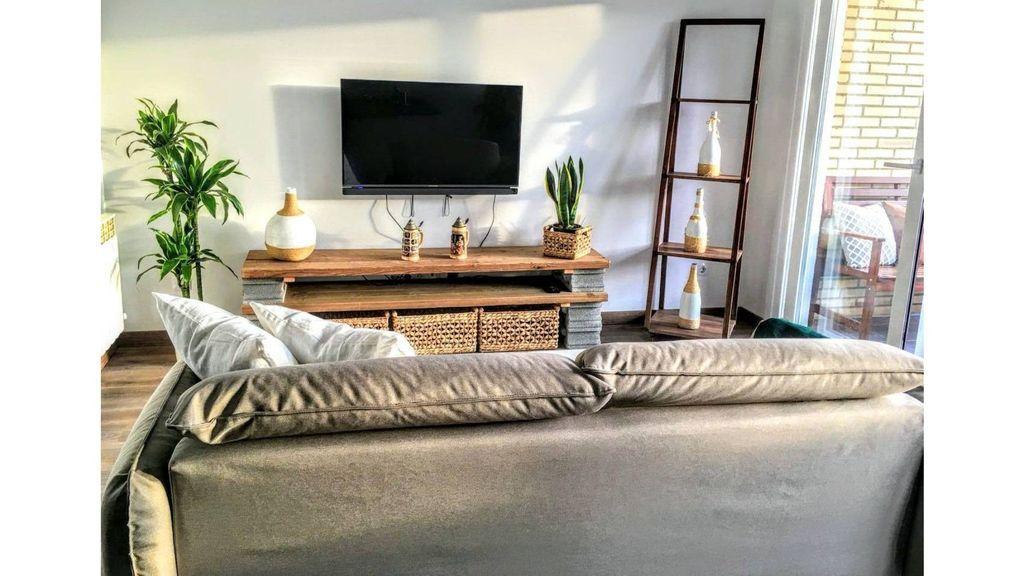 Interesante vivienda para 4 huéspedes