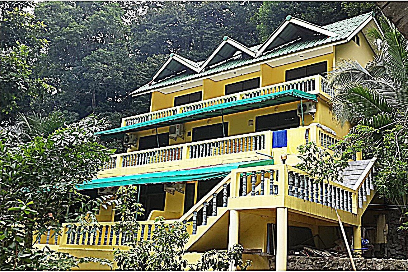 Hébergement à Ko chang pour 2 voyageurs