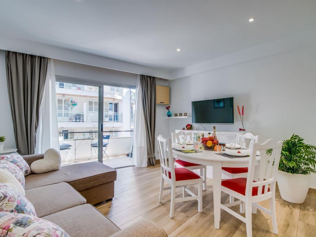 Family flat with 3 rooms