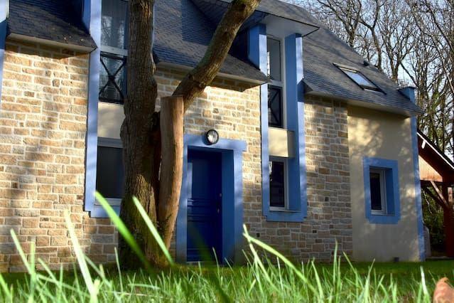 Residencia familiar en Île-aux-moines