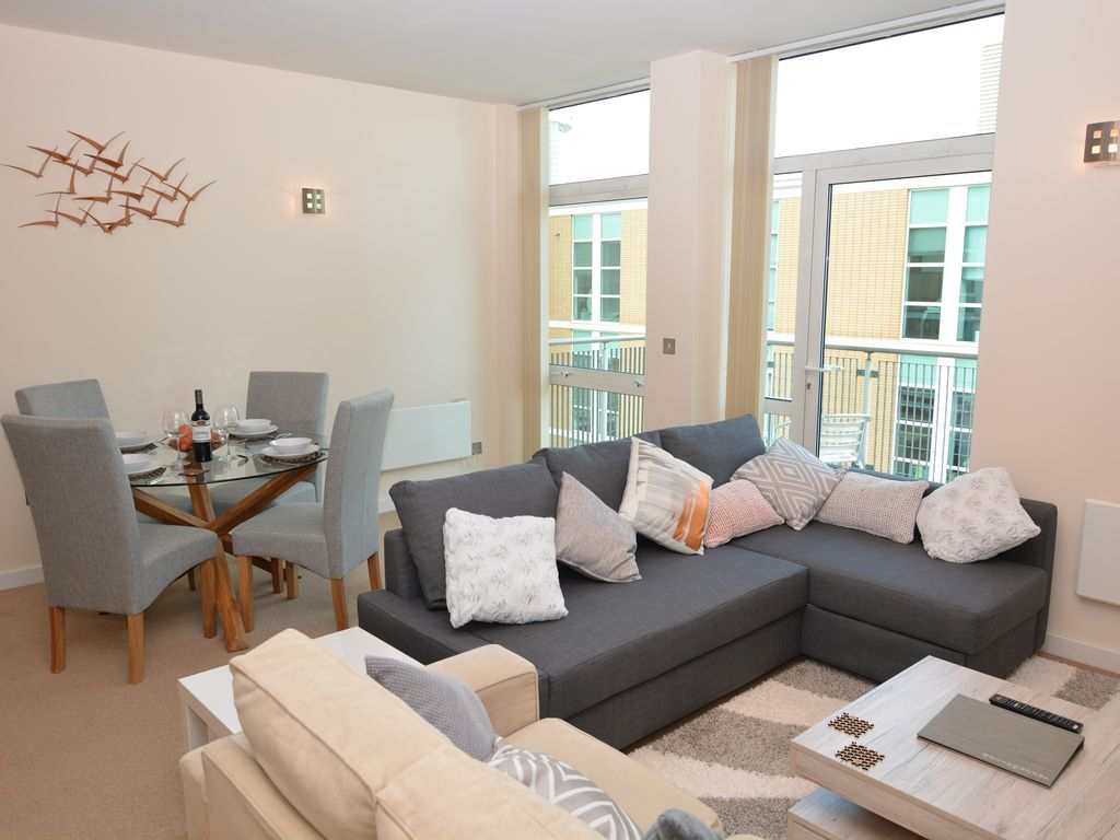 Property with views in Milton keynes