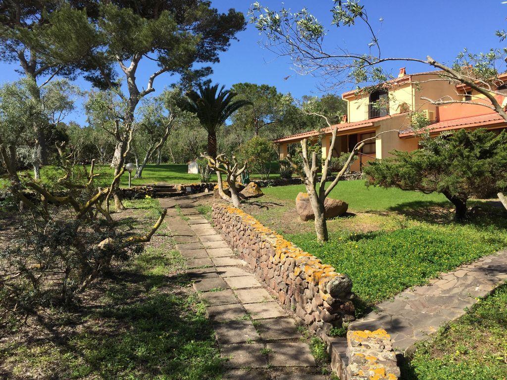 BELLISSIMI 3 locali in Villa bifamiliare al mare sud Sardegna