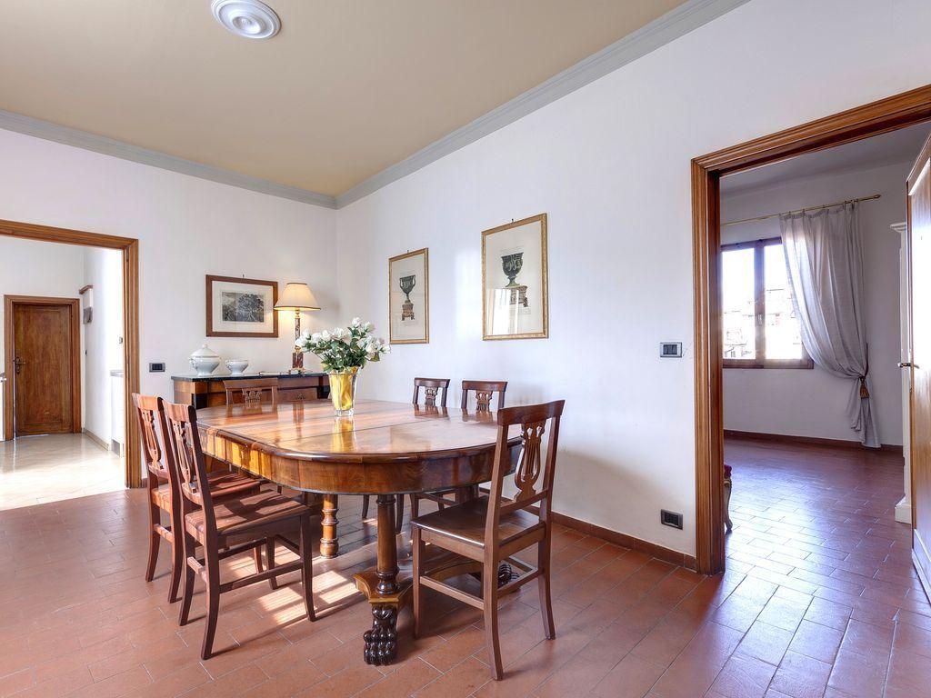 Apartamento atractivo de 3 habitaciones en Florencia