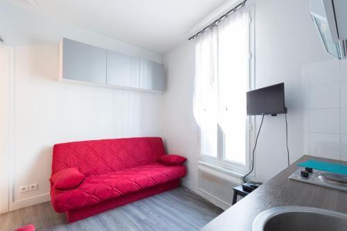 Appartement de 1 chambre à Gentilly