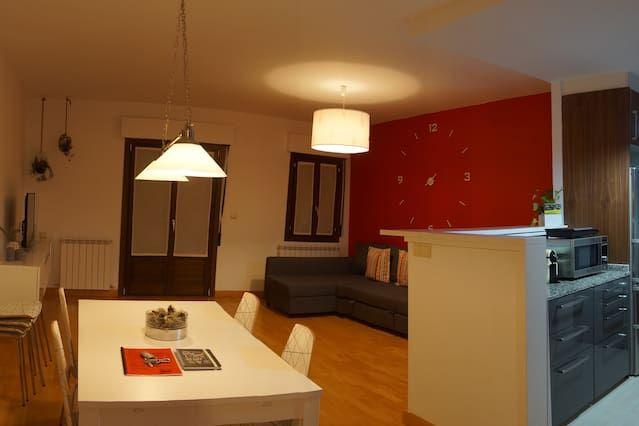 Alojamiento de 70 m² de 2 habitaciones