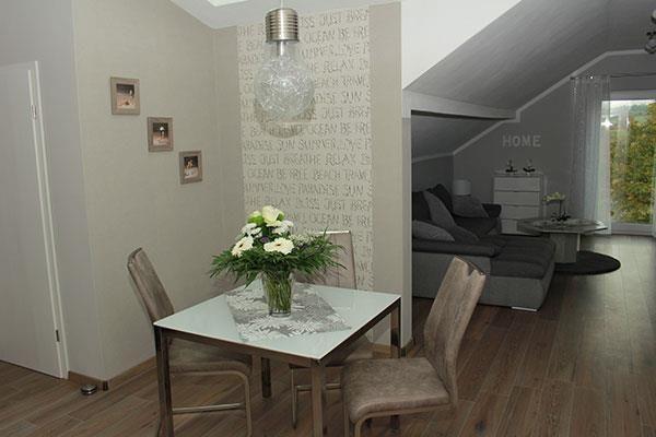 Piso de 80 m² para 2 huéspedes