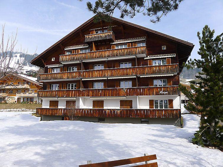 Alojamiento en Verwaltungskreis obersimmental-saanen de 1 habitación