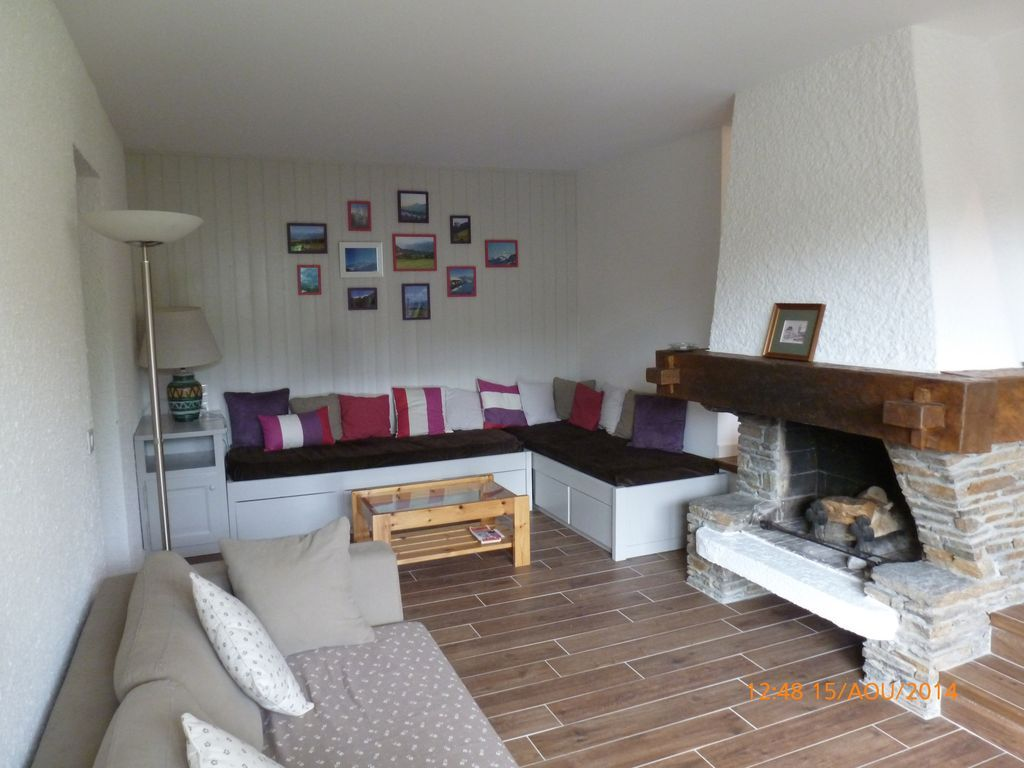 Apartamento para 8 huéspedes en Megeve