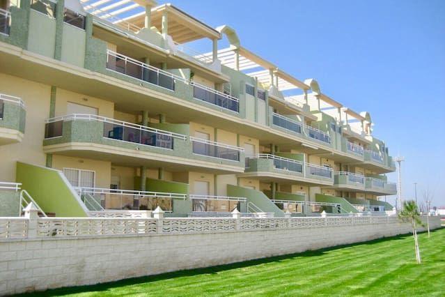 Apartamento nuevo y de diseño
