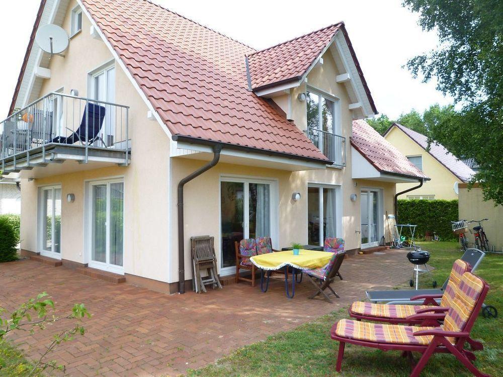 Wohnung auf 88 m² in Koserow