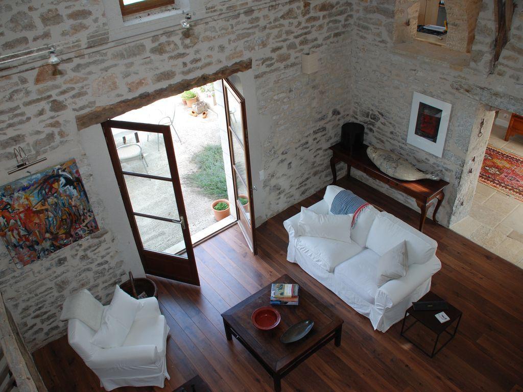 Residencia para 8 personas en Calvignac