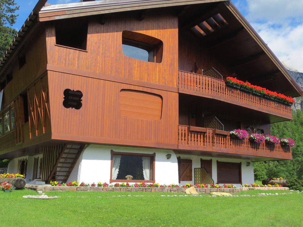 Residencia apto para mascotas en Cortina d'ampezzo